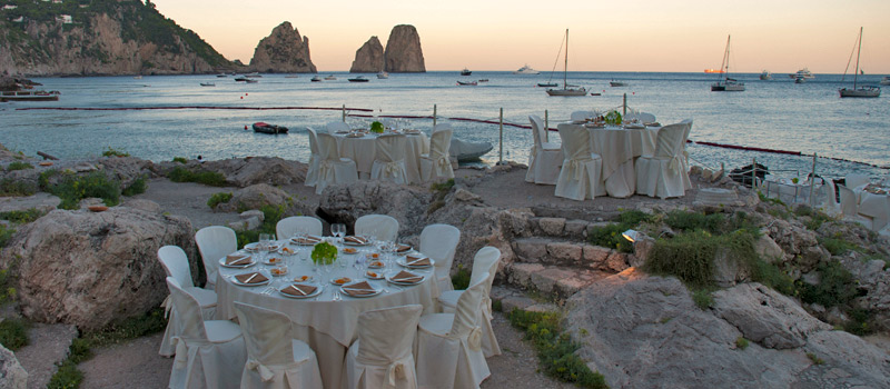 wedding in capri island